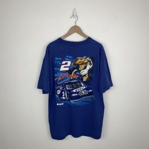 Chase authentic Miller Lite Nascar Shirt